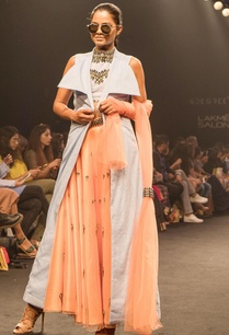 orange-raw-silk-net-layered-hand-embroidered-skirt