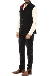 black-moleskin-nehru-jacket