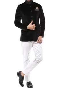 black-classic-velvet-jodhpuri-jacket
