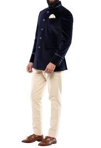 navy-blue-velvet-jodhpuri-jacket