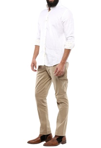white-linen-shirt-with-printed-roll-up-sleeves