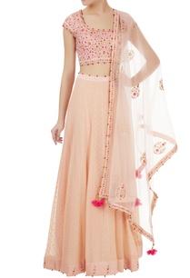 powder-pink-gota-thread-embroidered-lehenga-set