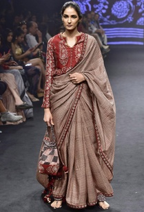 pink-red-silk-printed-sari-with-blouse