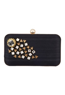 black-crystal-fabric-clutch