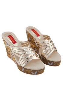 silver-multiple-strap-wedges