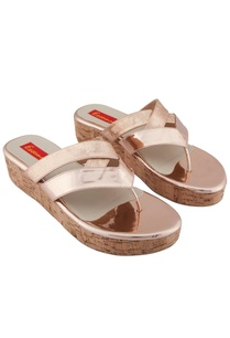 rose-gold-v-cross-strap-sandals