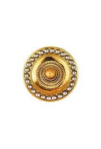 gold-plated-jj-valaya-ranas-of-kutch-disc-stud-earrings