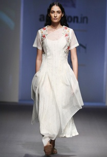 white-silk-chanderi-parsi-embroidered-dress-with-inner
