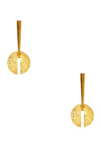 gold-plated-long-dangling-earrings