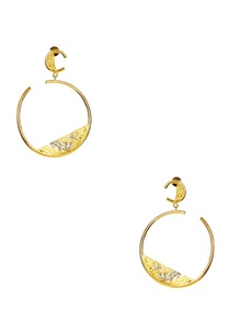 gold-plated-circular-hoop-earrings