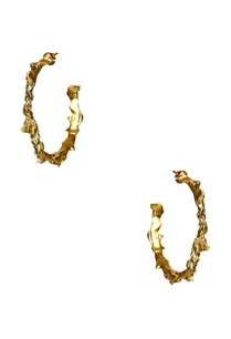 gold-textured-hoop-earrings