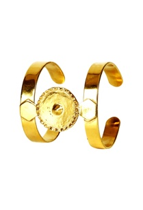 gold-plated-brass-medallion-cuffs