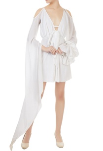 white-cotton-butterfly-style-dress