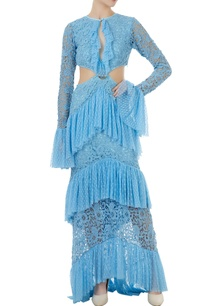periwinkle-blue-spanish-ruffle-gown