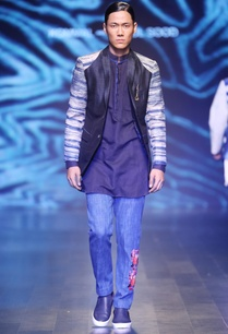 navy-blue-tussar-silk-arashi-dye-jacket