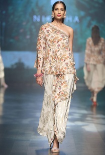 ivory-crepe-jaal-embroidered-one-shoulder-blouse-with-asymmetric-wrap-skirt