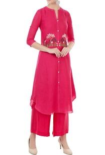 pink-machine-hand-embroidered-kurta-with-palazzos
