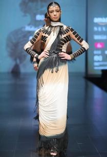 caramel-silk-lycra-concept-sari