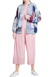 multicolored-patchwork-quilted-bomber-jacket