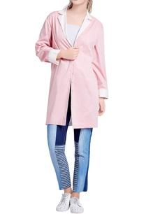 pastel-pink-patchwork-long-jacket