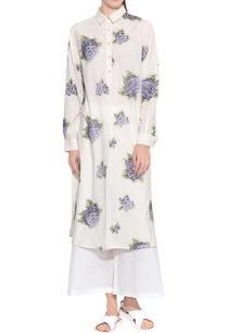 ecru-handloom-cotton-embroidered-tunic