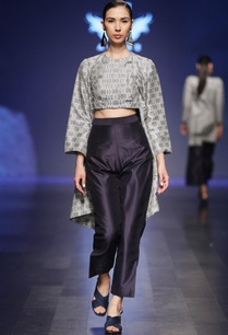 eclipse-blue-high-waist-pants-with-crop-top-grey-jacket