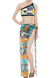 multicolor-polyamide-lycra-graphic-print-sarong-skirt