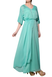 aquamarine-english-georgette-gown