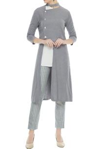 grey-organic-cotton-bamboo-fabric-long-jacket
