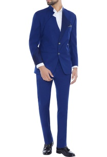 german-blue-contrast-patterned-lapel-blazer-with-pants