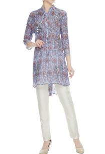 blue-viscose-gota-patti-work-shirt-kurta