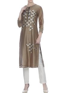 beige-hued-silk-chanderi-hand-embroidered-work-tunic