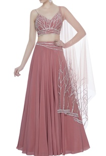 rose-pink-silk-crepe-net-hand-embroidered-blouse-with-lehenga-dupatta