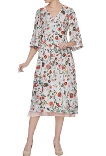 off-white-floral-printed-dress-with-slip-dress