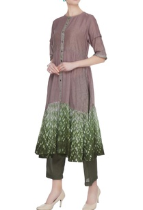 lilac-button-down-tunic-with-culottes