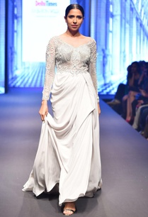 grey-silver-net-hand-embellished-long-sleeve-gown