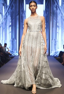 grey-silver-hand-finished-embellished-flared-gown