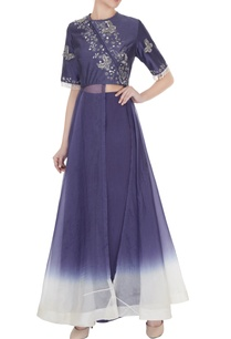 purple-crepe-silk-chanderi-embroidered-jacket-with-pleated-pants
