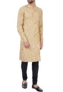 champagne-kashmiri-embroidered-kurta