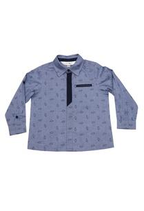 blue-dino-print-shirt