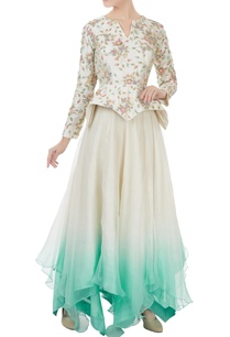 ivory-dupion-silk-dori-sequin-jacket-with-organza-skirt
