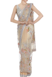 peach-floral-jaal-embroidered-saree