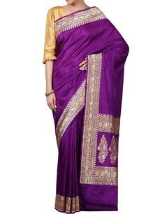purple-mulberry-silk-brocade-saree-with-blouse-piece
