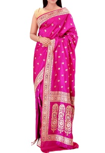 orchid-purple-mulberry-silk-brocade-saree-with-blouse-piece