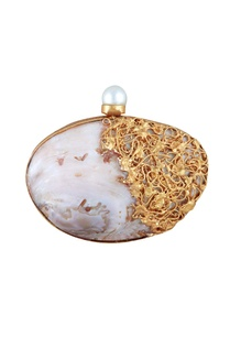 multicolored-mother-of-pearl-oval-clutch-with-detachable-chain