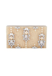 light-beige-rectangle-box-clutch-with-detachable-chain