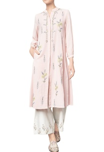 blush-pink-cotton-georgette-embroidered-aarya-tunic-with-cullotes