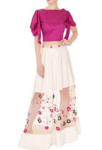 pink-ivory-silk-ivory-embroidered-skirt-with-blouse