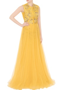 yellow-net-zardozi-zari-embroidered-gown