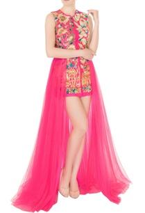 pink-satin-dori-resham-embroidered-gown